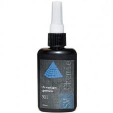 УФ клей SM Chemie 301 для оргстекла , 100 мл.